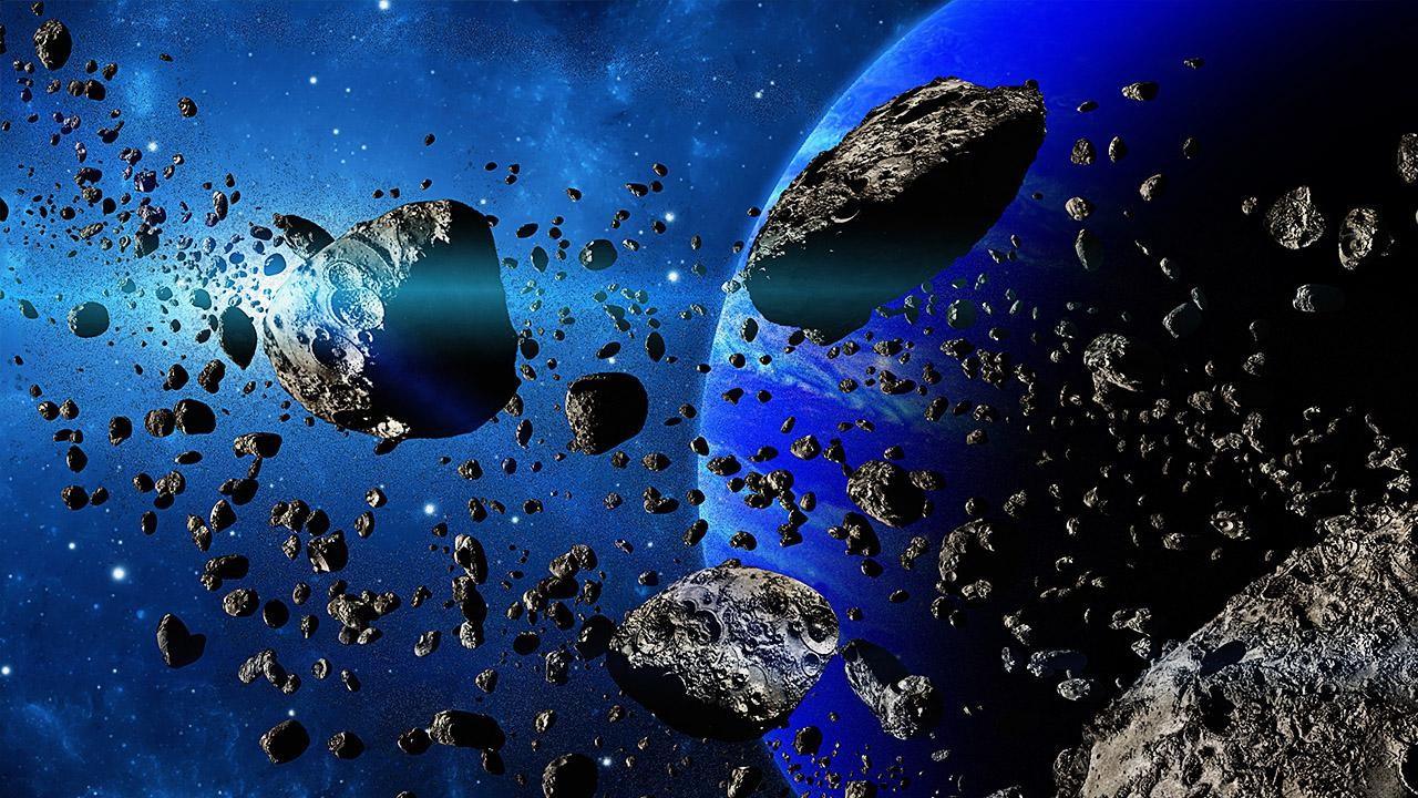 Астрономы предсказали падение астероида Sitric977 наЗемлю 12декабря