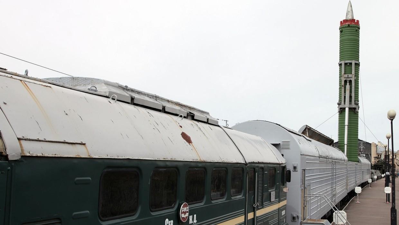 Российская Федерация прекратила разработку «ядерного поезда»: денежных средств нет