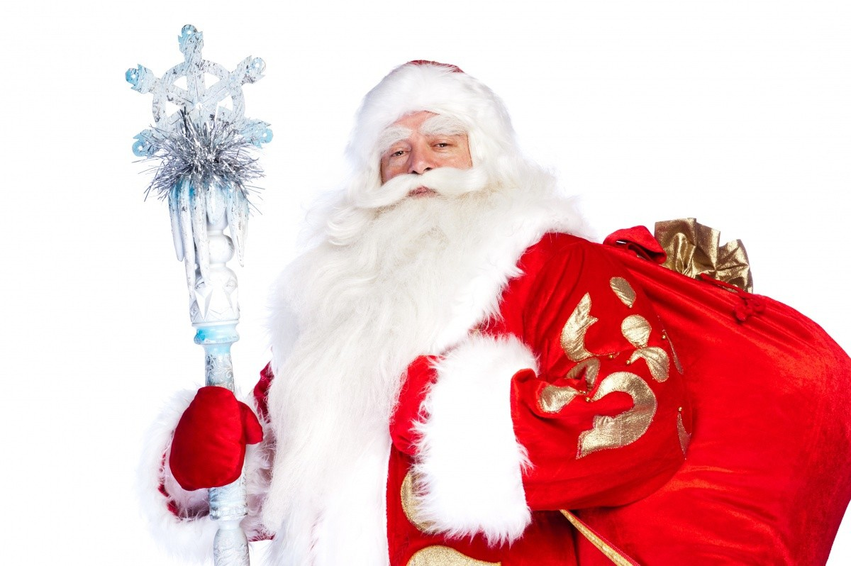 Главный Дед Мороз страны прибыл вМоскву