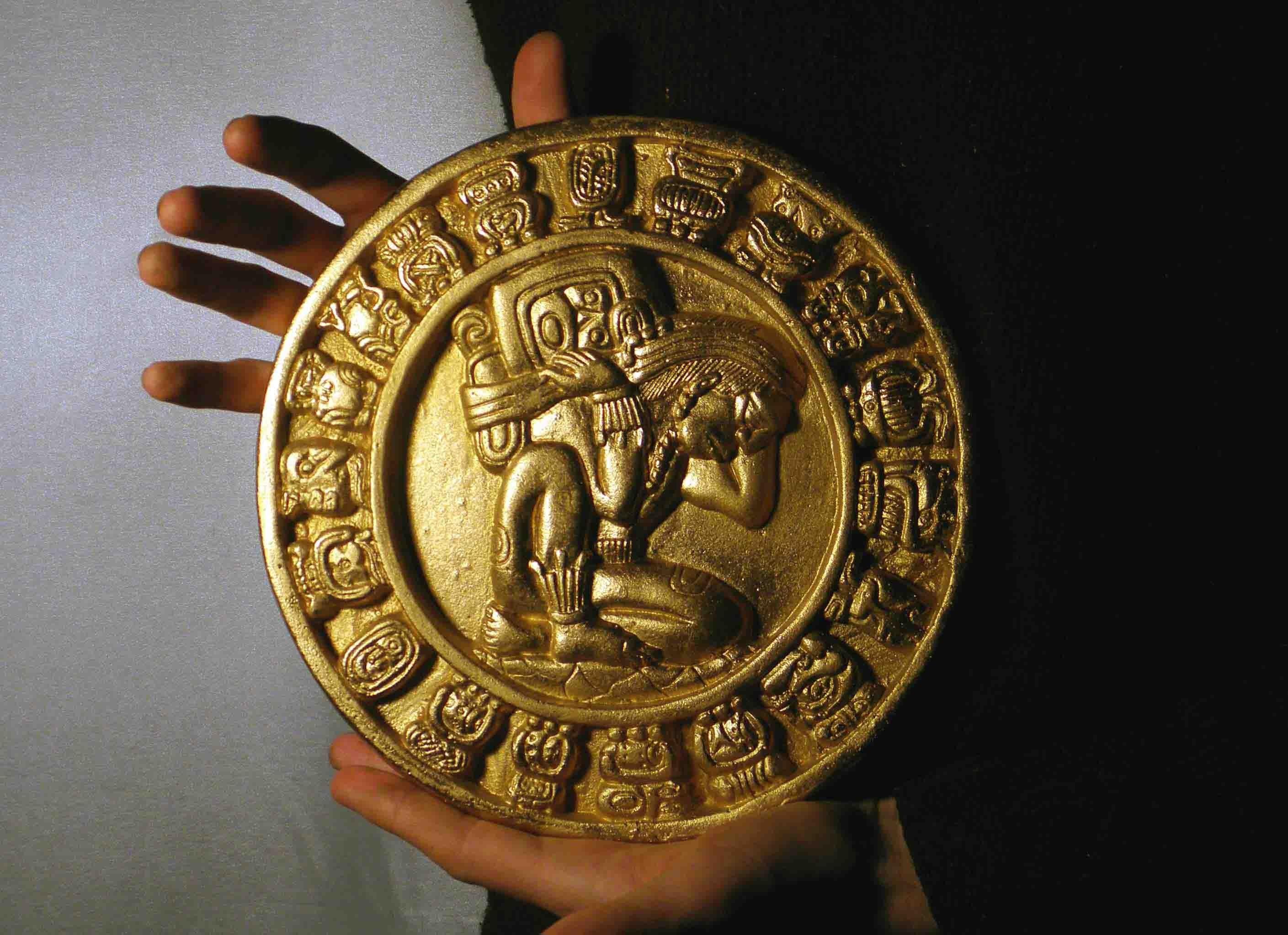 Ученые: Майя предсказали конец света 21декабря этого 2017г.