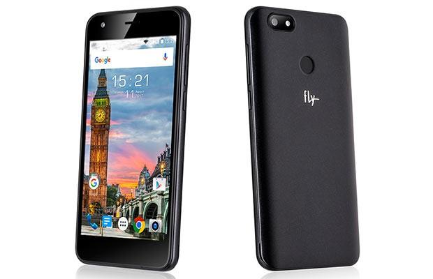 Бюджетный смартфон Fly Power Plus 2 поступил на русский рынок
