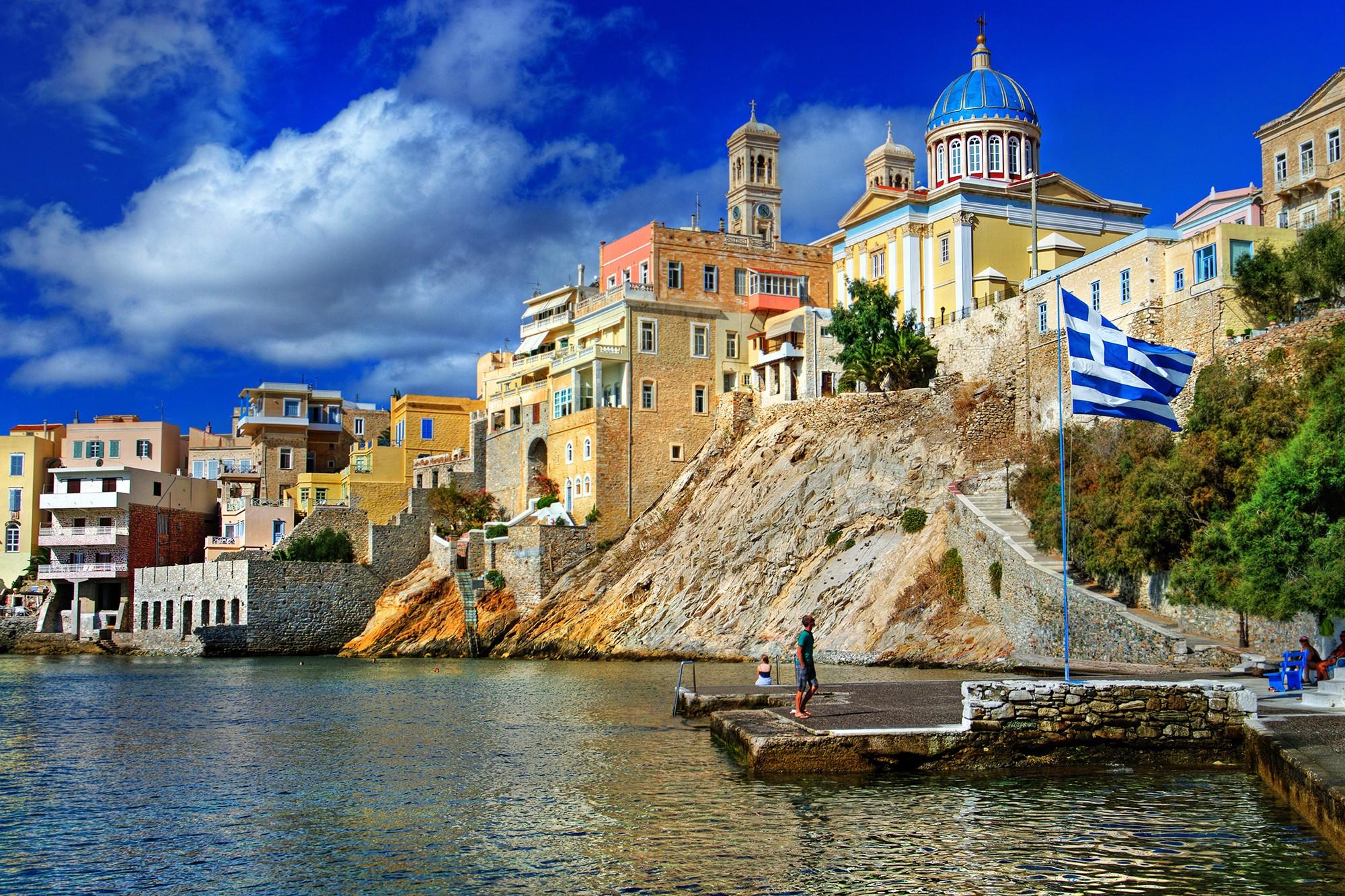 Греческая береговая охрана задержала буксир сшестью тоннами марихуаны