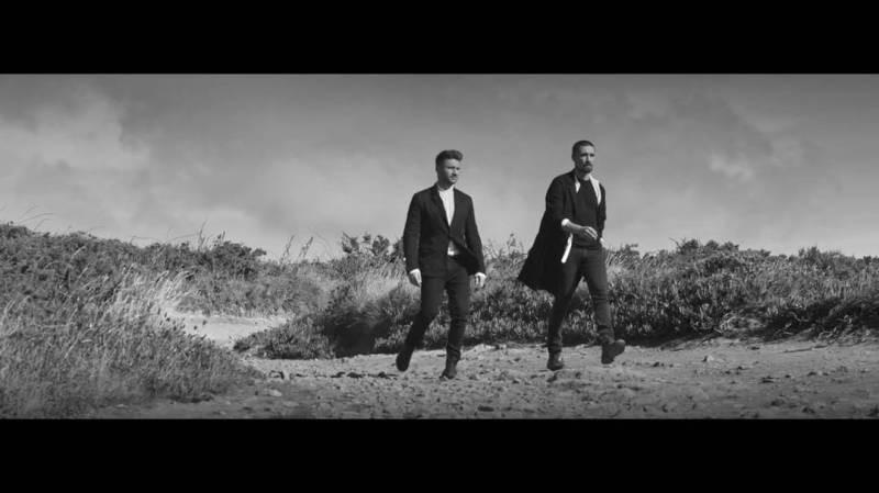 Дима Билан показал тизер видеоклипа на совместную с Лазаревым песню «Прости меня»