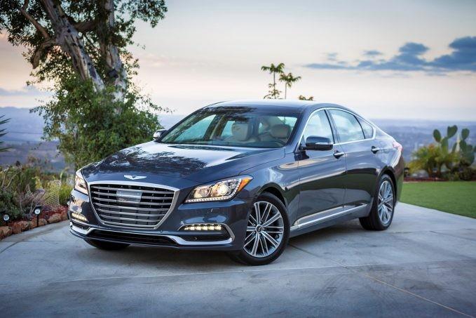 Врейтинге безопасных авто 2018 года 15 моделей получили высший балл
