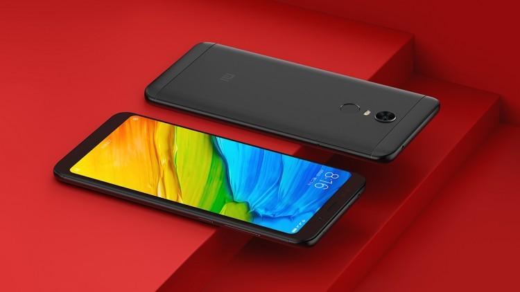 Xiaomi представила два смартфона с дисплеями 18:9