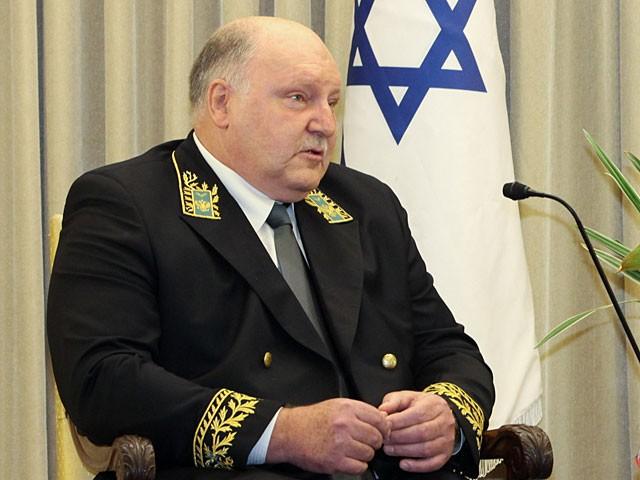 ПосолРФ поведал , при каком условии дипмиссию перенесут вИерусалим