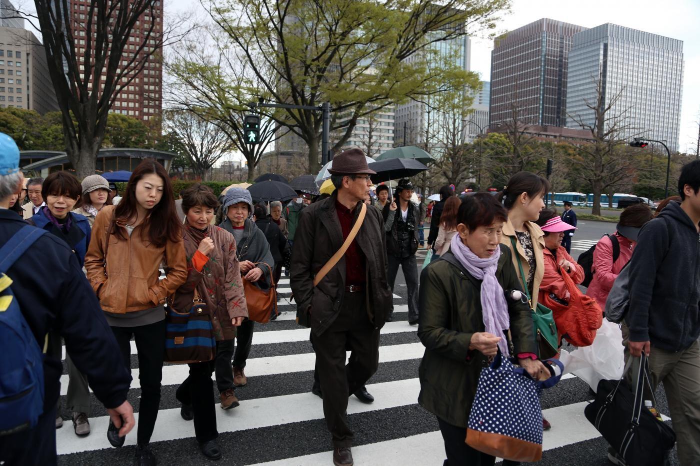 При резне впортовой части Токио умер один человек