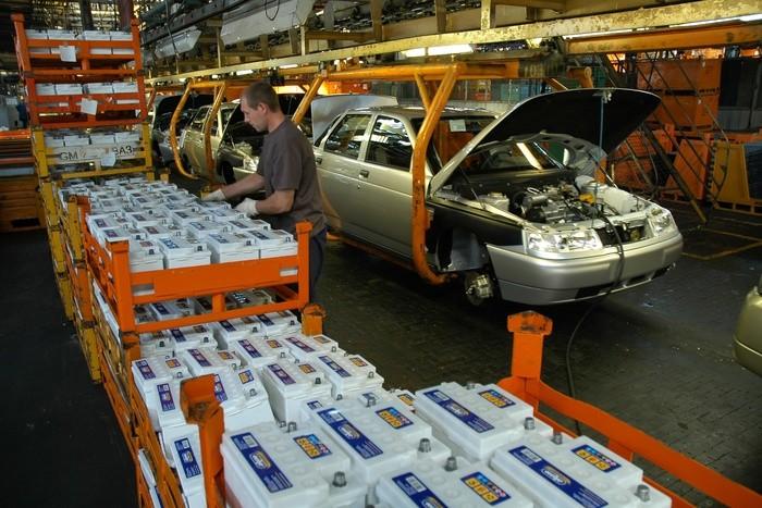 Лифтбэк «Lada Granta» сейчас будут производить вТольятти