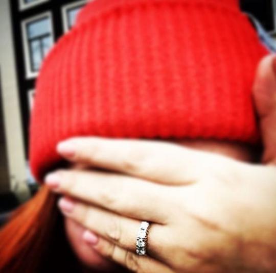 Настя Спиридонова изшоу «Голос» похвасталась обручальным кольцом