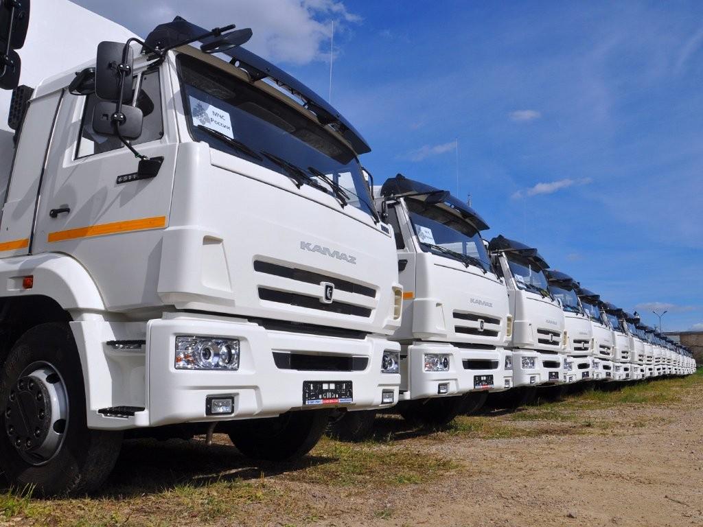 «КАМАЗ» планирует на6,4% увеличить годовой план выпуска грузовых машин
