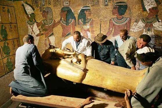 ВЛуксоре обнаружили гробницы знати