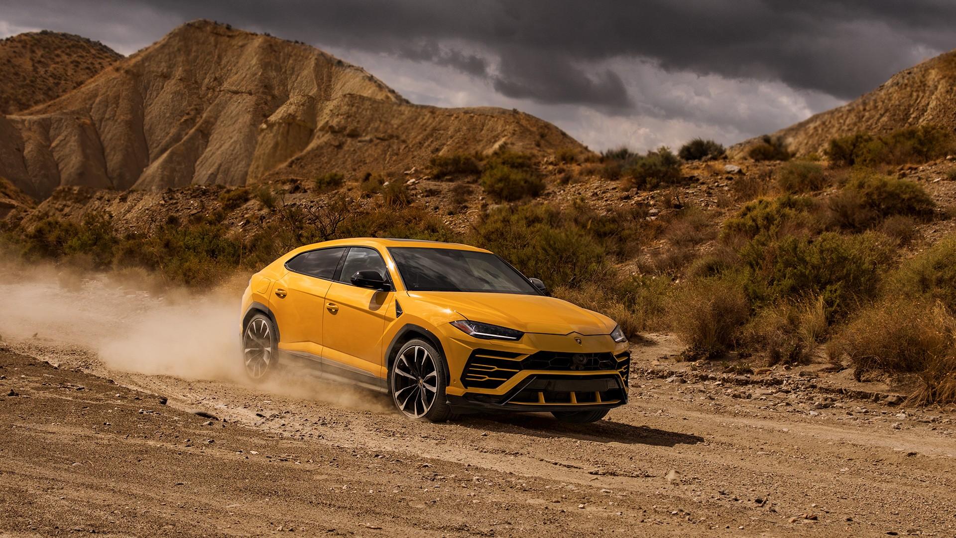 В РФ практически раскуплен годовой тираж Lamborghini Urus
