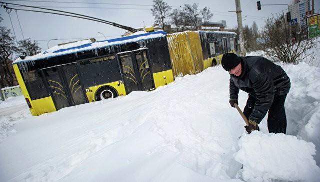 Непогода вгосударстве Украина: в 2-х областях обесточены неменее 80 населенных пунктов