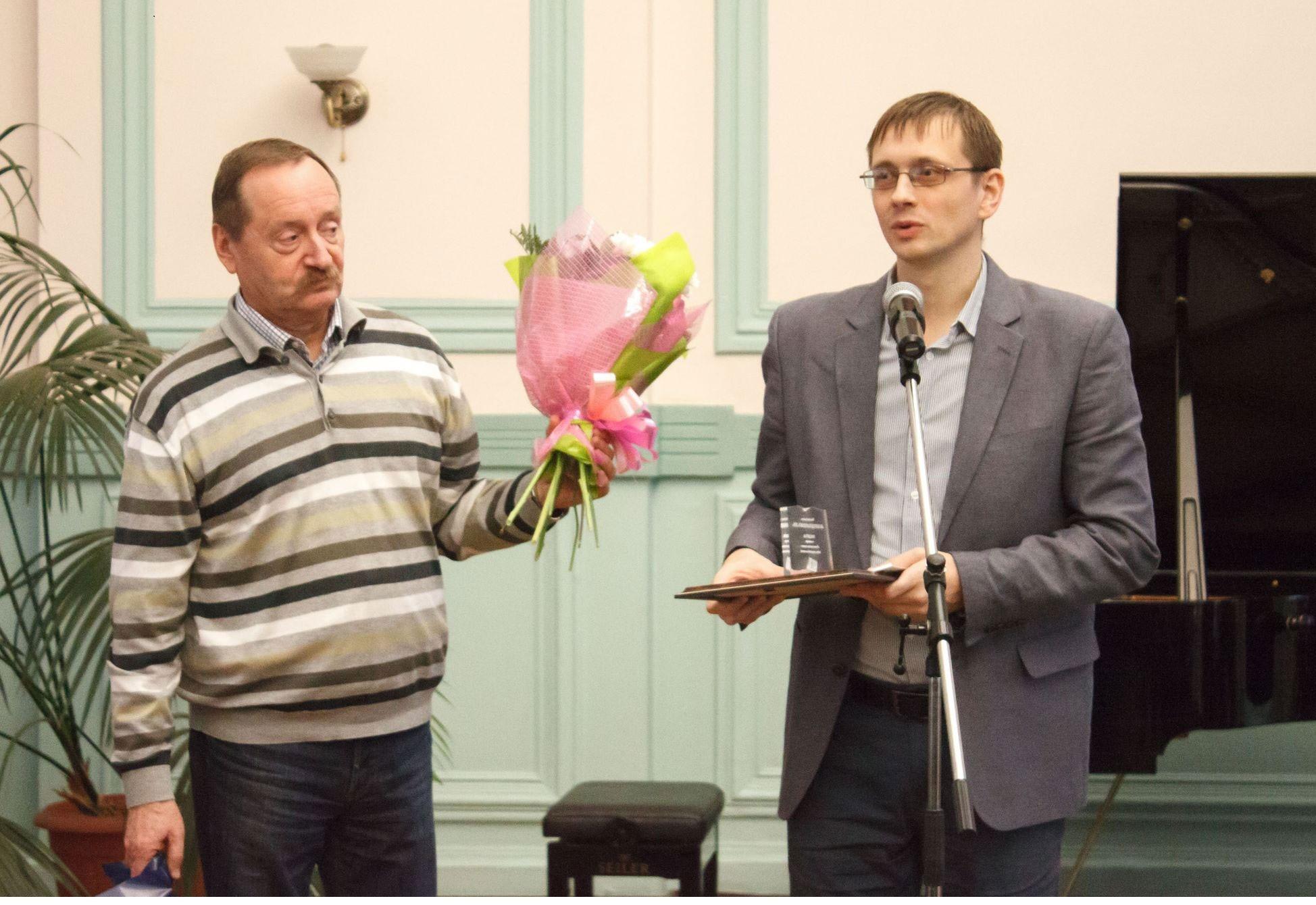 Ушел изжизни историк икультуролог Александр Камкин