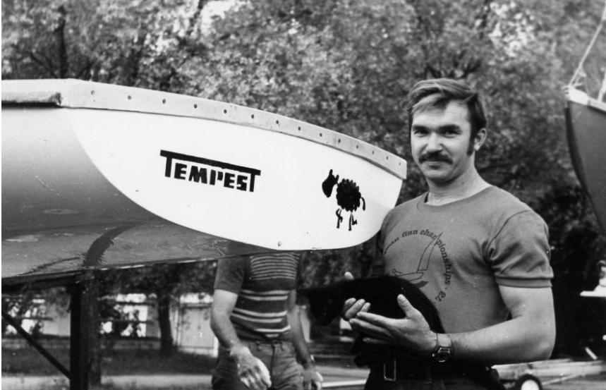 Бронзовый призер Олимпиады-1972 яхтсмен Потапов умер вДолгопрудном