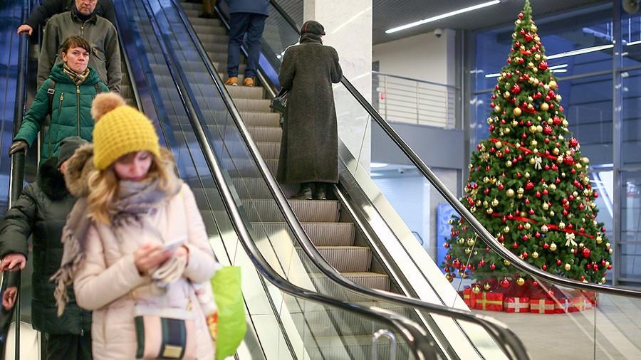Новогодние елки появятся на20 станциях МЦК в столице