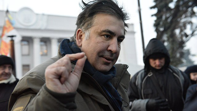 Саакашвили доставили всуд вКиеве