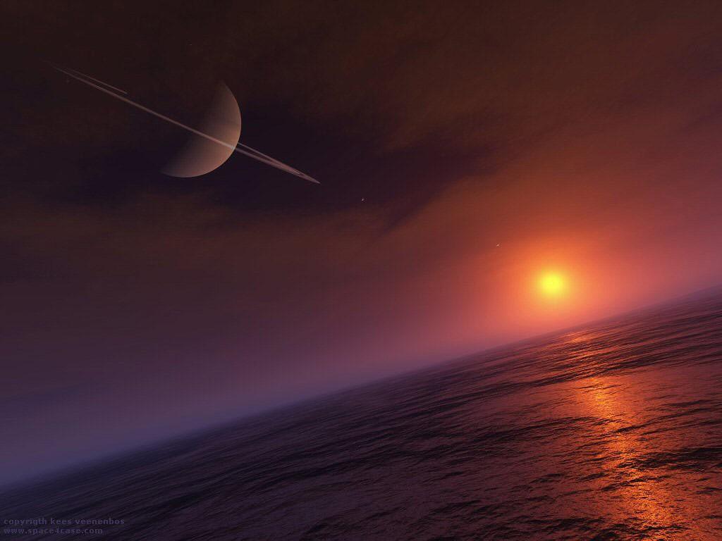 Данные «Кассини» помогли сделать исчерпывающую карту Титана