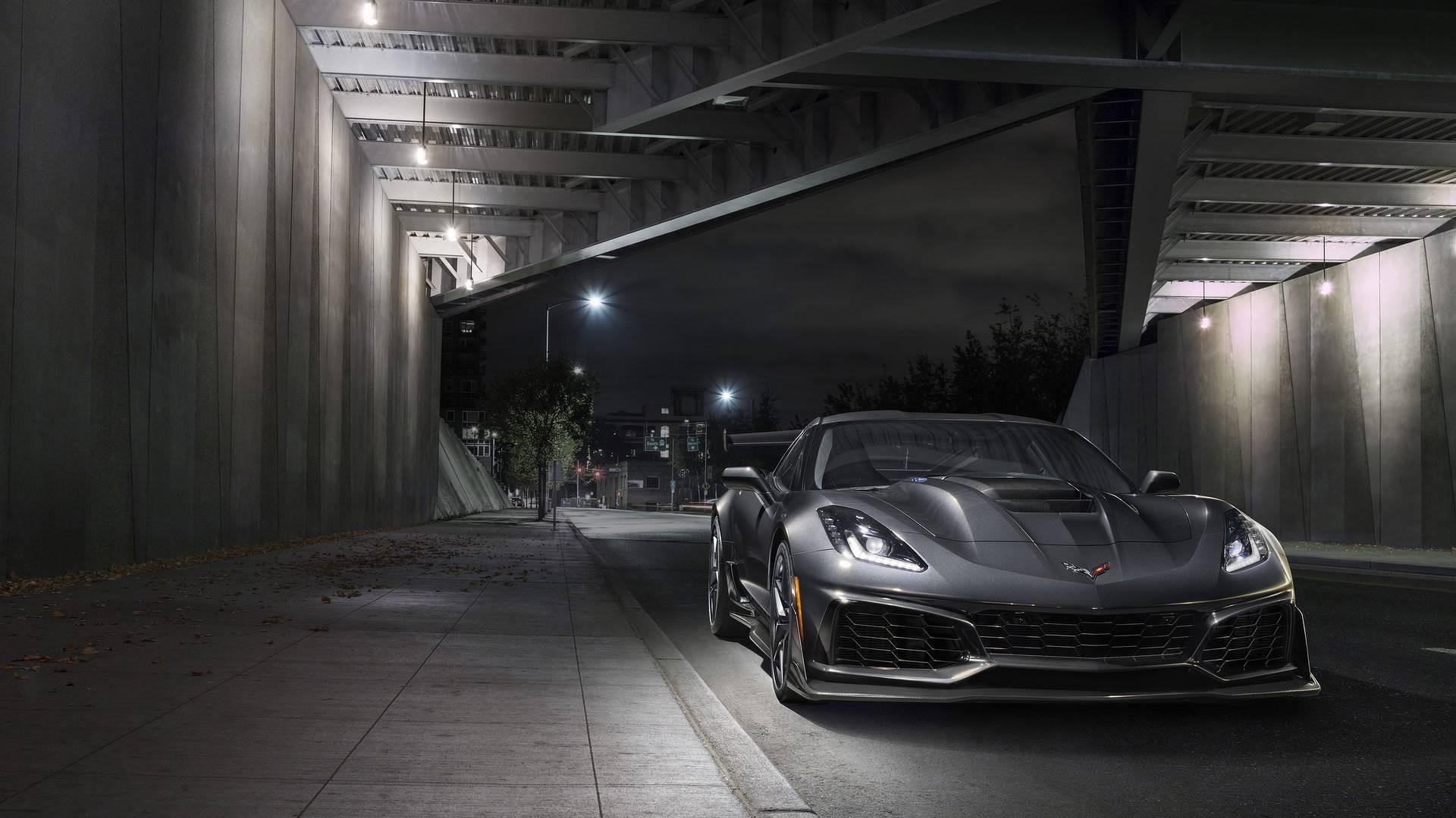 Самый мощнейший Шевроле Corvette вистории стал еще свирепее
