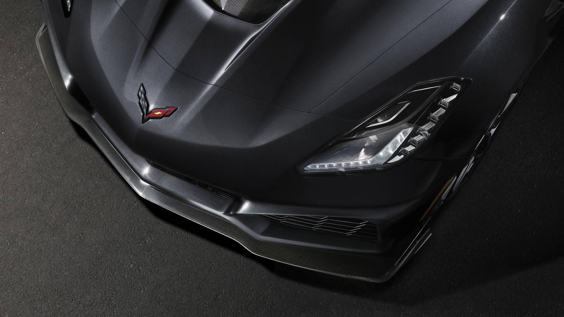 Тюнинг-ателье Hennessey представило 1200-сильный Шевроле Corvette ZR