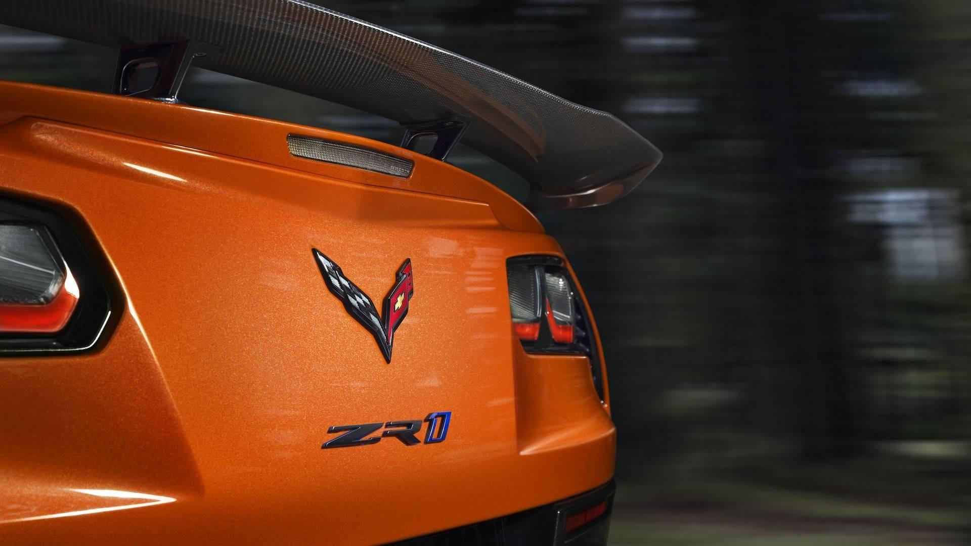 Американское тюнинг-ателье Hennessey построило 1200-сильный Шевроле Corvette