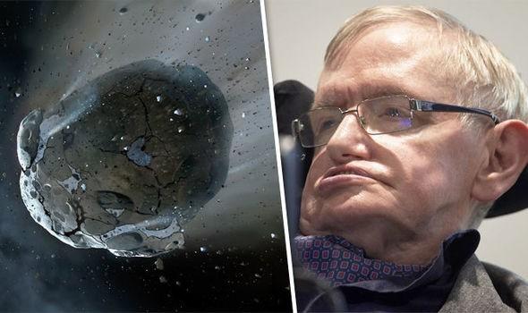 Стивен Хокинг: сигарообразный НЛО уничтожит население Земли