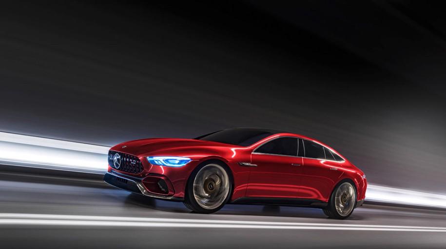 AMG откажется отCLS 63 ради конкурента Порше Panamera