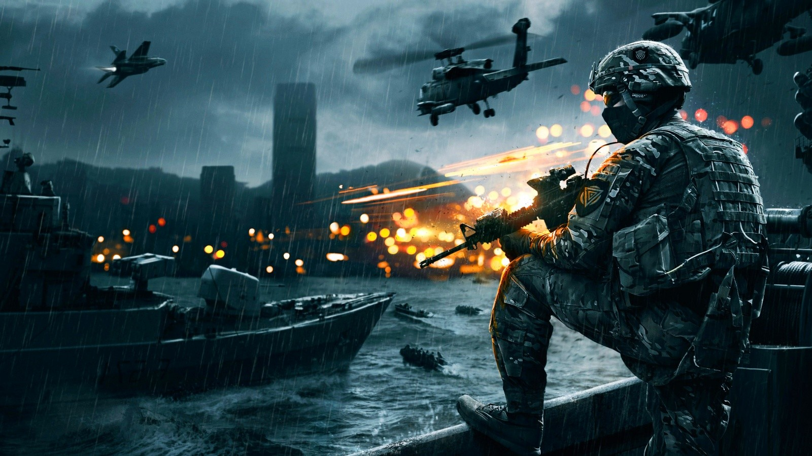 В последующем году выйдет Battlefield: Bad Company 3
