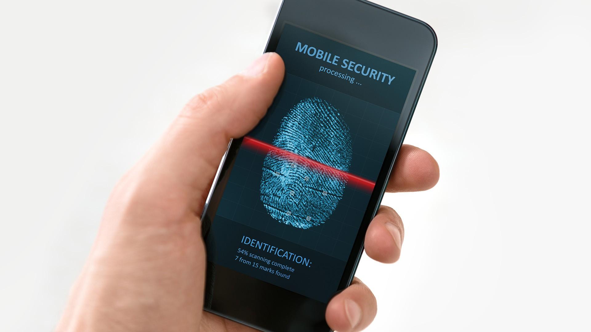 Synaptics разработал сканер отпечатков пальцев, встраиваемый в экран