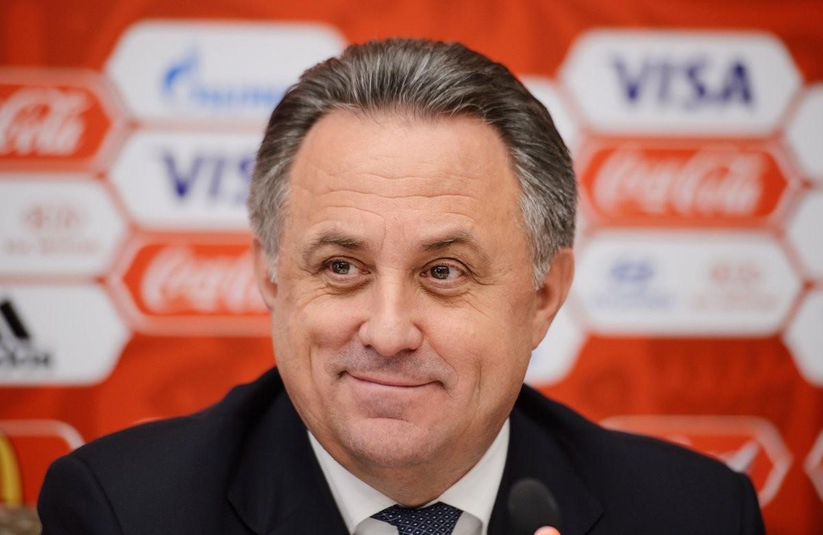 Мутко объявил оботкрытости русского футбола для WADA