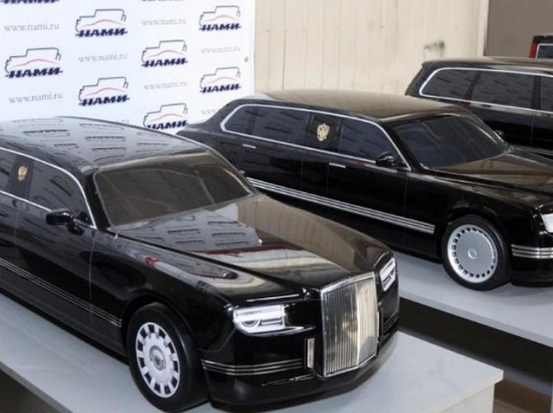Владельцы премиальных машин хотят автомобили «Кортеж»— Минпромторг
