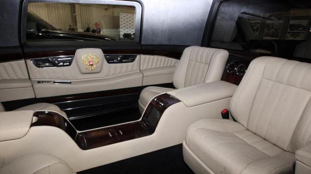 Предпринимателям неудастся купить автомобили «Кортеж» в последующем году