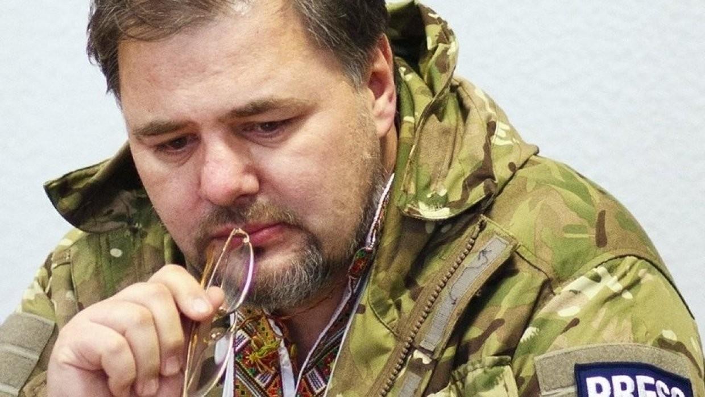 Бык-националист избил корреспондента вКиеве