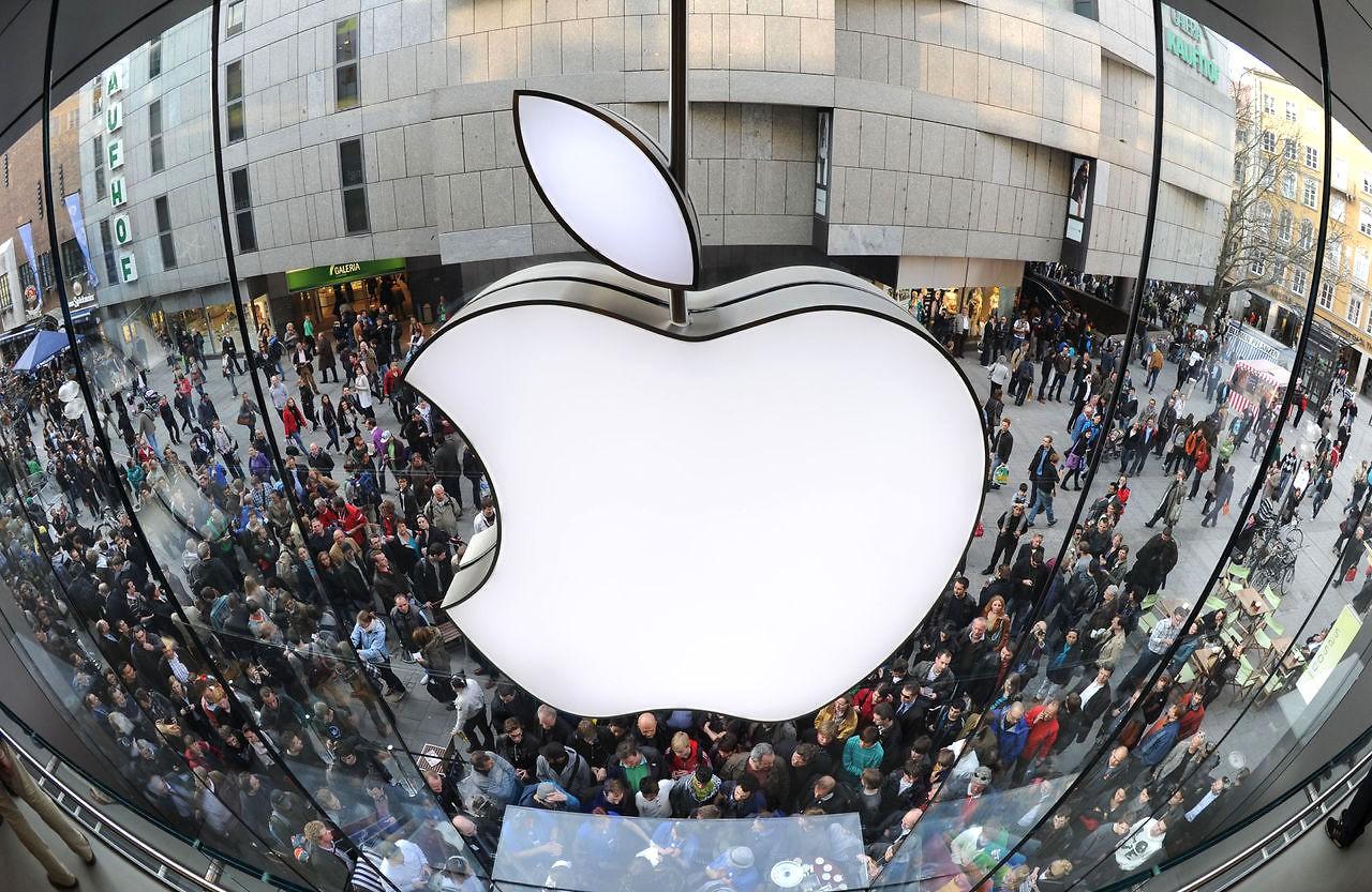 Apple инвестирует $390 млн впроизводство чипов для FaceID