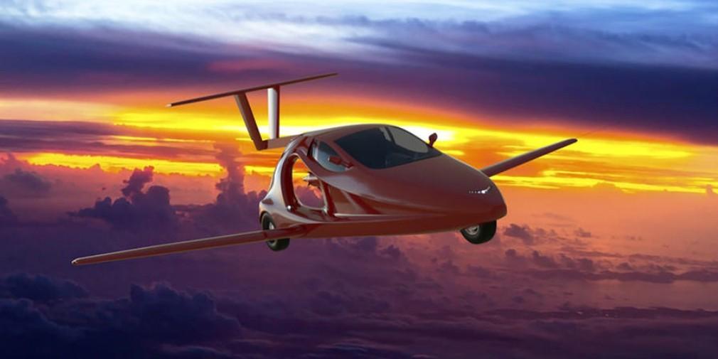 В 2018 году на продажу поступят летающие спорткары за 120 тысяч долларов