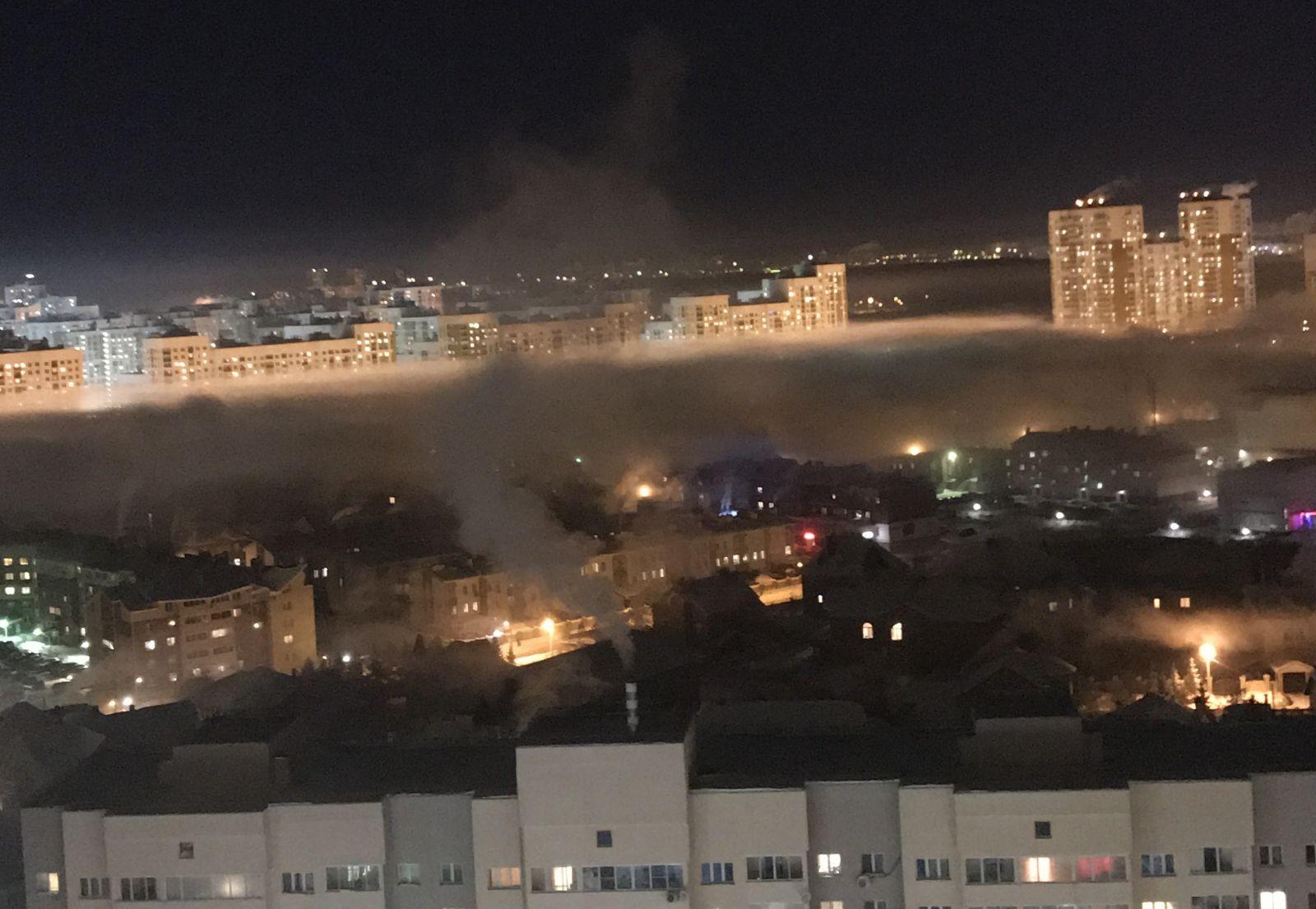 Екатеринбург произошла разгерметизация: Всалоне самолета рейса Москва