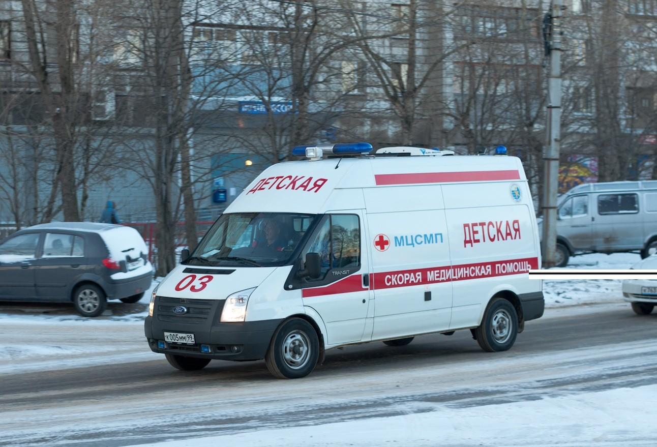 ВПетербурге открыли первое в Российской Федерации отделение скорой помощи для детей