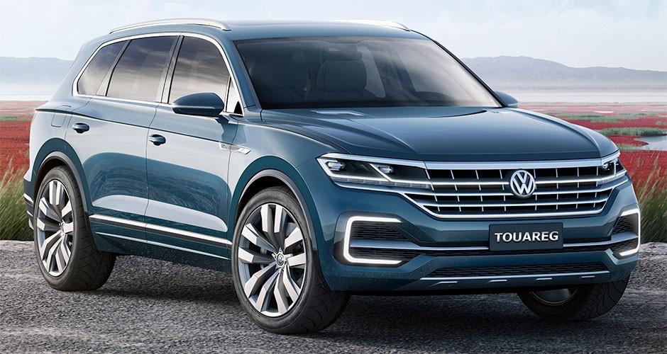 Около 57 600 авто VW Touareg отзовут для доработки системы выхлопных газов
