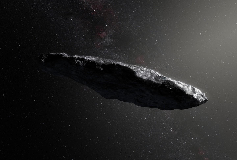 Ученые собираются отыскать инопланетян наастероиде вформе сигары