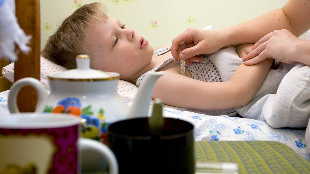 Причины отравления воспитанников детсада вХакасии узнает проверка