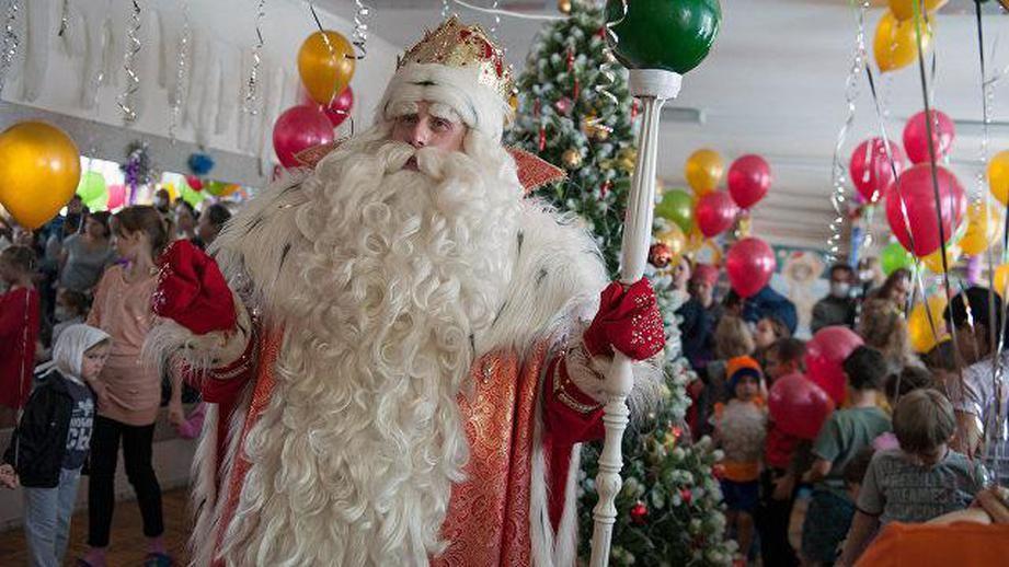 «Оркестр Деда Мороза» поздравит пассажиров навокзалах столицы