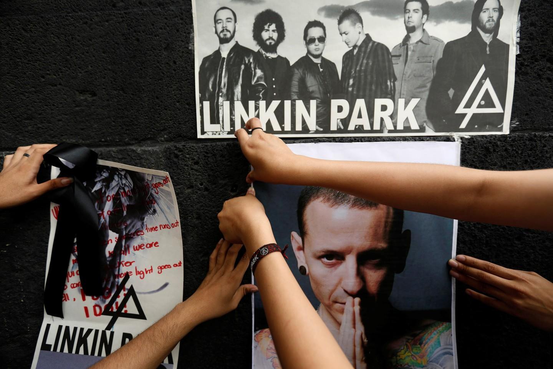 Группа Linkin Park выпустила концертный альбом впамять оБеннингтоне
