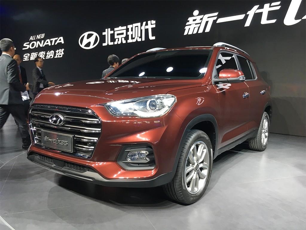 Это вам не Tucson: новый Hyundai ix35 пользуется ажиотажным спросом