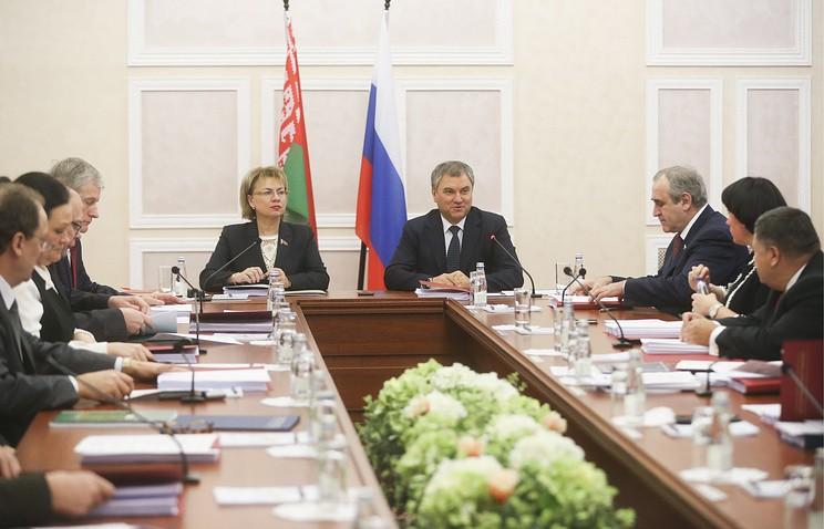 РФ иБеларусь приняли бюджет союзного государства на наступающий год