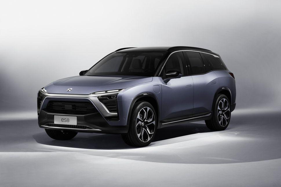Китайцами создан электромобиль за68000 долларов