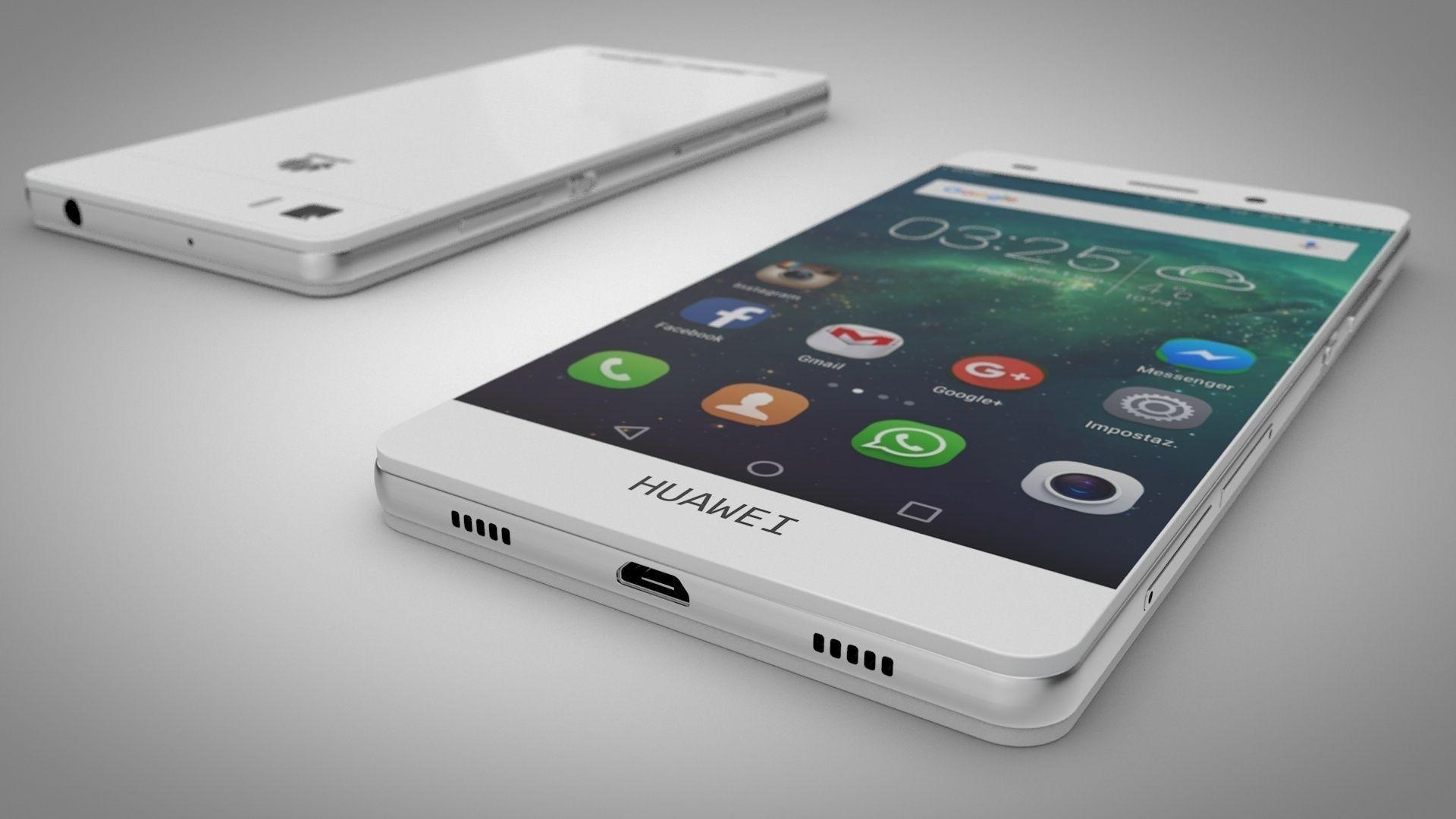 Презентации Huawei P11 состоится всамом начале 2016-го года