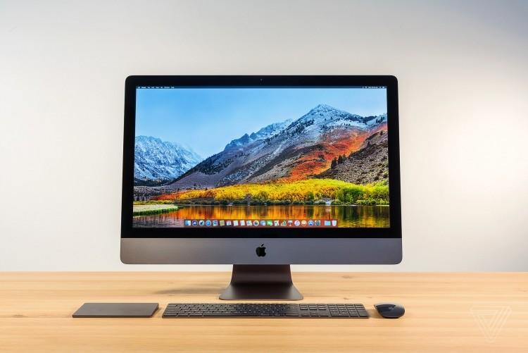 Apple запретила клиентам лично модифицировать компьютер iMac Pro