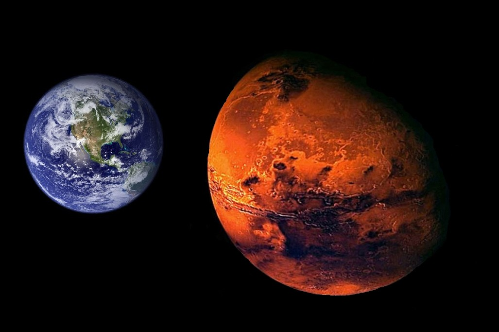Ученые: Земля неявлялась соседом Марса