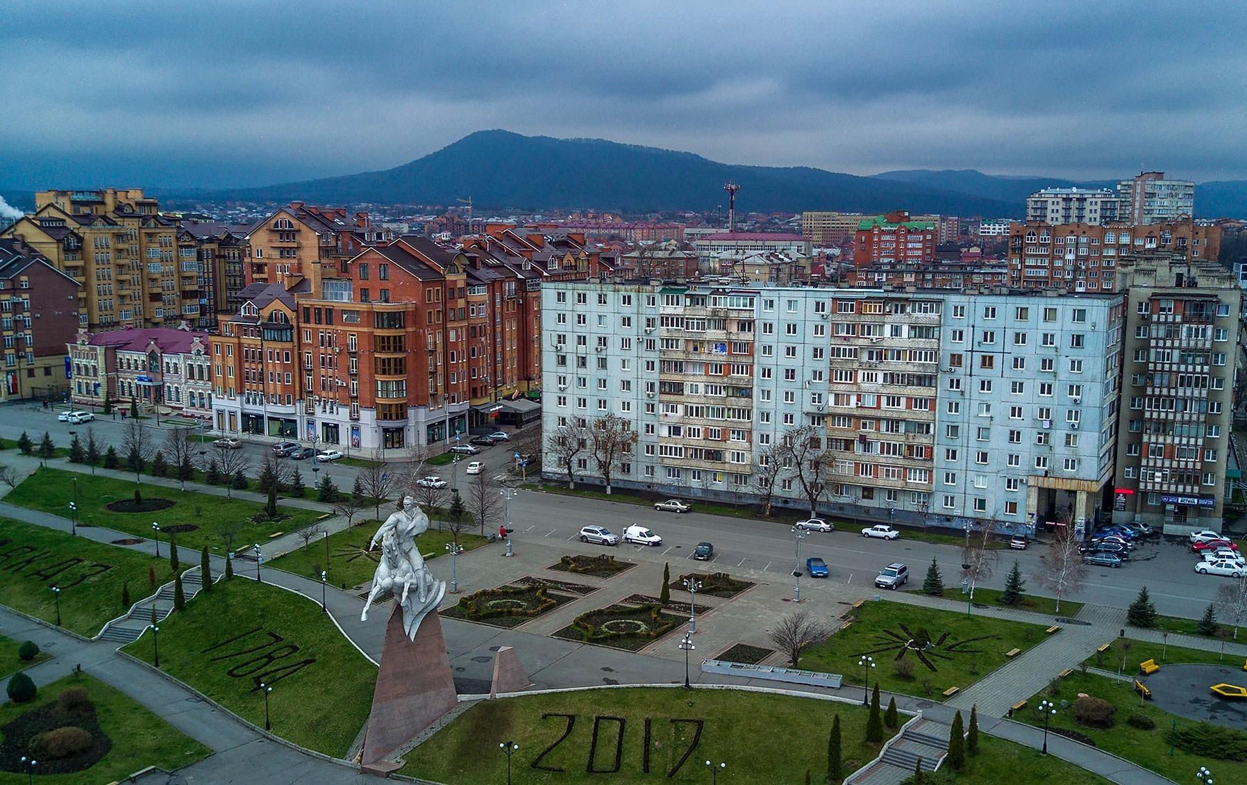 Владикавказ картинки города