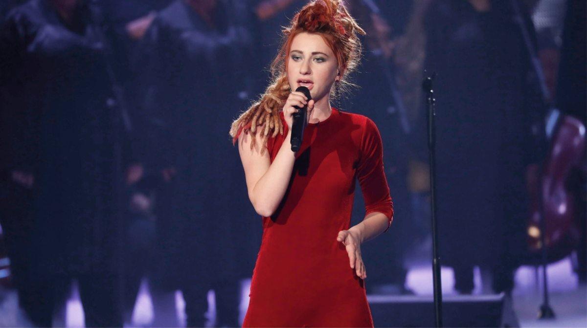 Участница украинского «Х-фактора» одолела на германском шоу «Голос страны»